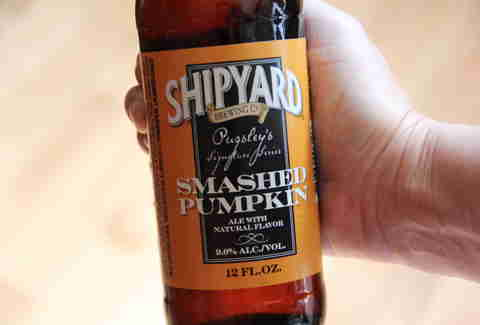 Shipyard's Smashed Pumpkin