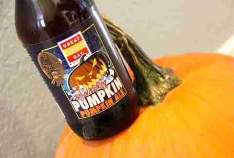 Great South Bay's Splashing Pumpkin