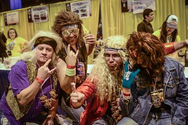Great American Beer Festival costumes