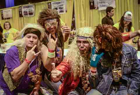 Great American Beer Festival costumes