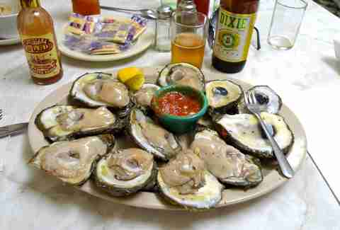 casamento's oysters