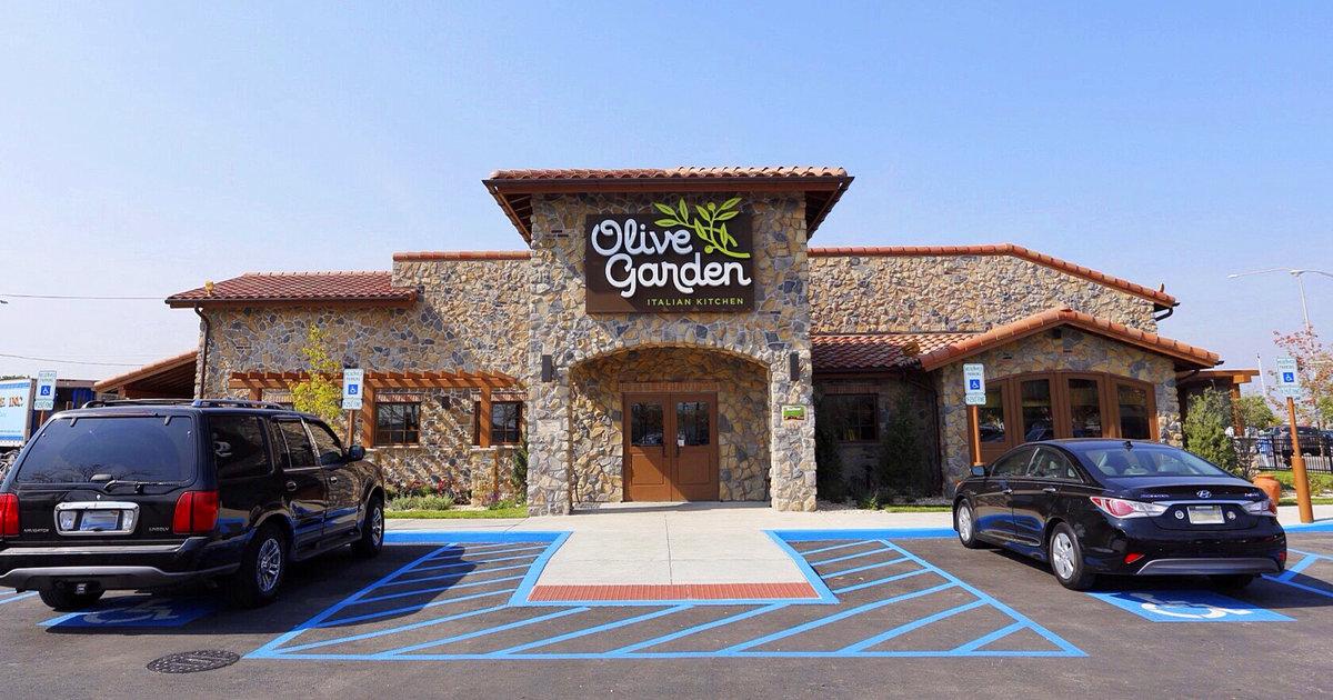 Chicago olive garden quiz thrillist for Olive garden houston locations