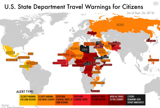 Us State Department Israel Travel Warning