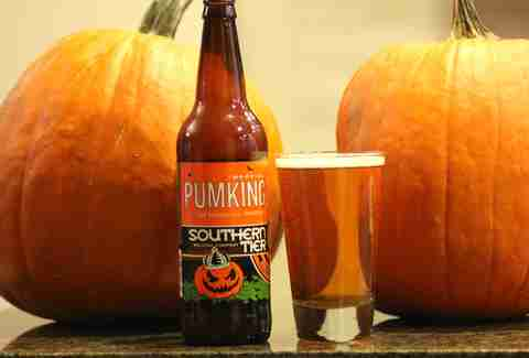 Southern Tier Brewing's Pumking