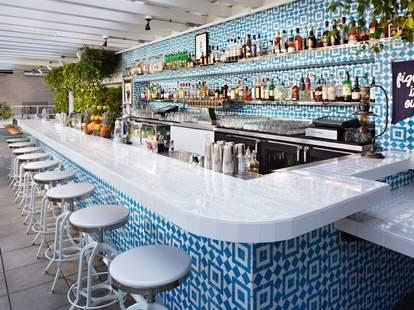 fairweather san diego rooftop deck bar