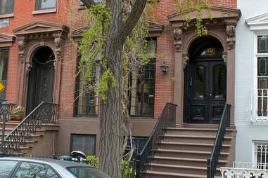 House from the Cosby Show