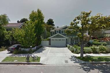 Jeff and Suzie's House from Curb Your Enthusiasm