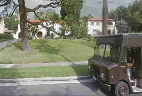 Walsh House from Beverly Hills 90210
