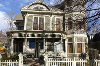 House from Mork and Mindy