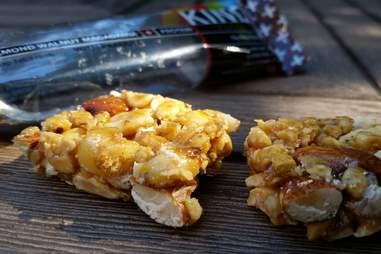 almond walnut macadamia