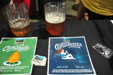 Upland beer