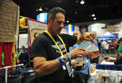 Sam Calagione of Dogfish Head