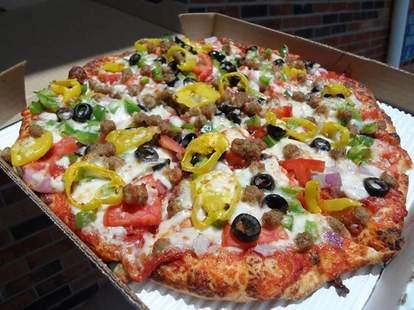 Danny Mac's Pizza Lou