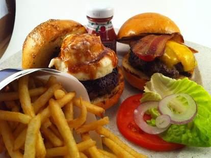 Winston's Restaurant Lou