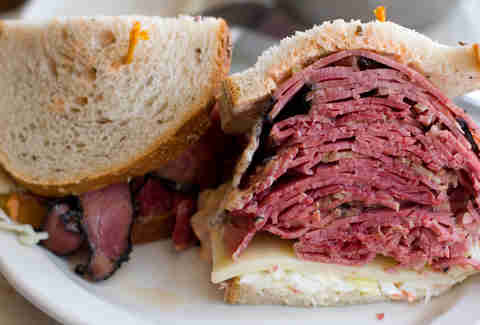 Best pastrami NYC