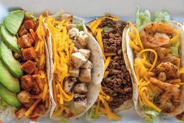 Tacos at BC Taco