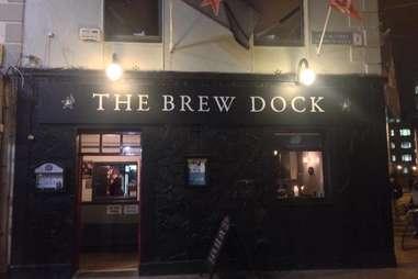 the brew dock