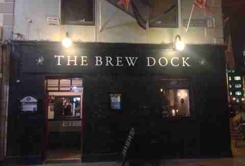 the brew dock