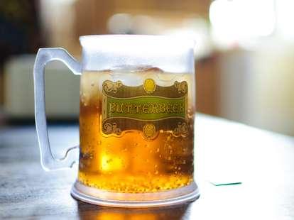 Mug of butterbeer