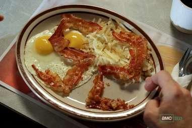Breaking Bad 52 breakfast