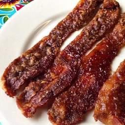 Elizabeth's bacon