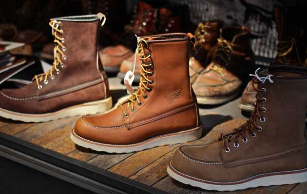 Only Buy It Once: Red Wing Boots