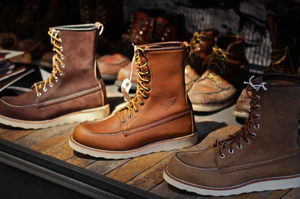 Only Buy It Once: Red Wing Boots - Thrillist