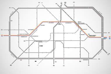 S-Bahn E-W