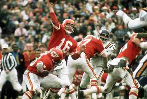 Super Bowl IV Kansas City Chiefs