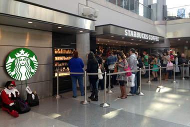 Javits Center Starbucks