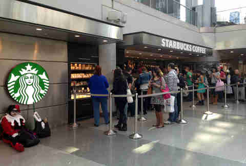 Javits Center Starbucks