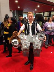 Han Solo Millennium Falcon costume