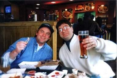 Jim Disbrow and Scott Lowery