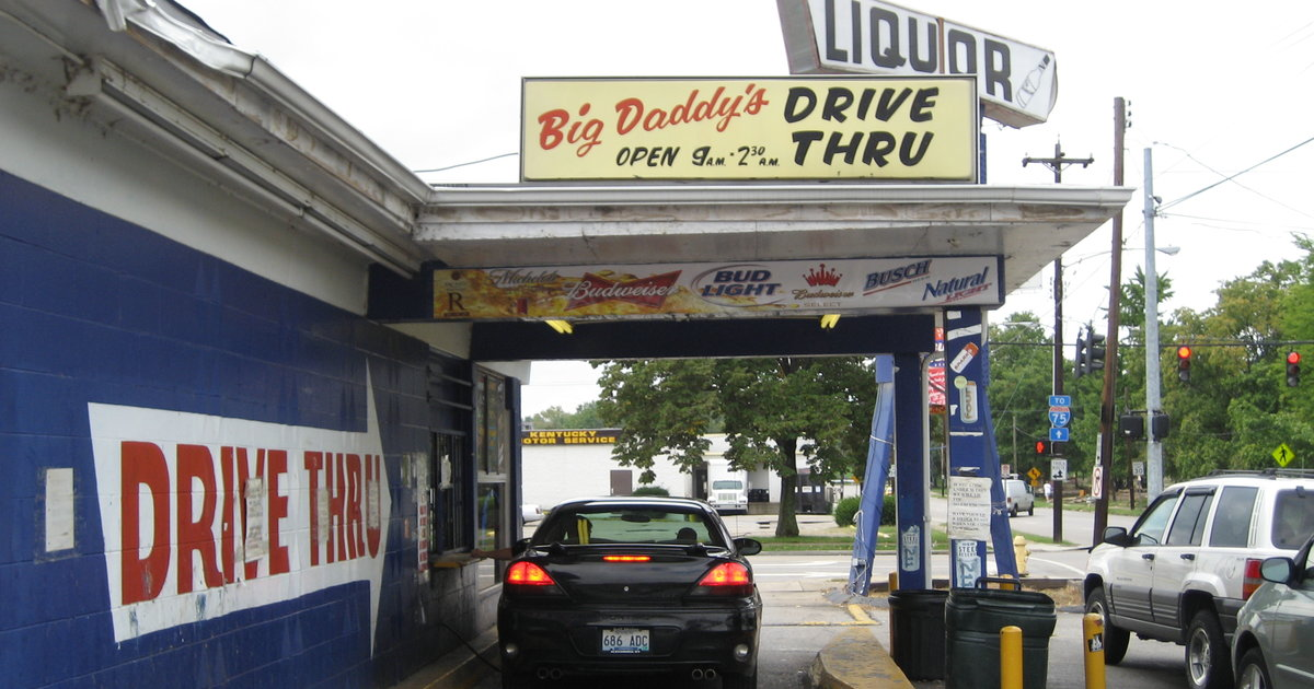 10 Of America S Best Drive Thru Liquor Stores Thrillist