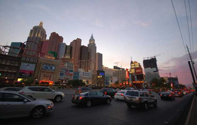 The 99 problems with Las Vegas