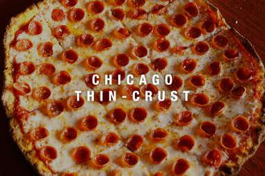 chicago thin-crust