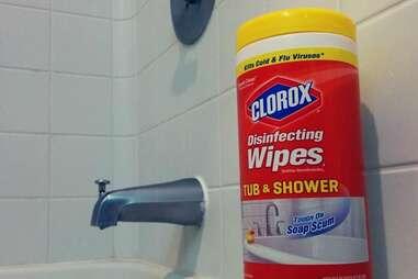 Clorox bleach wipes