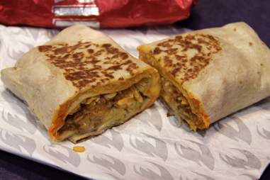 Taco Bell Sriracha Quesarito