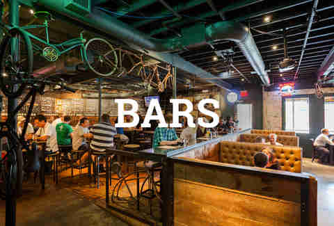 bars houston