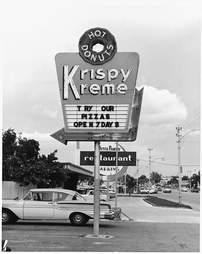 Krispy Kreme pizza