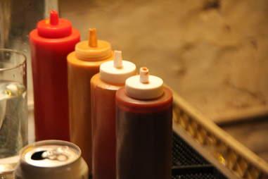 Cheapskate Tuesdays - Sauces at The Cardinal