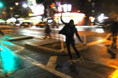 Cheapskate Tuesdays - Soloman Lang Skating at Upstate