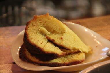 Cheapskate Tuesdays - Whiskey Bread at Upstate