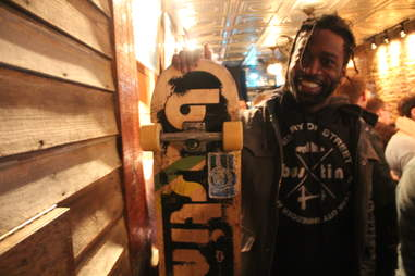 Cheapskate Tuesdays - Soloman Lang of Bustin Boards