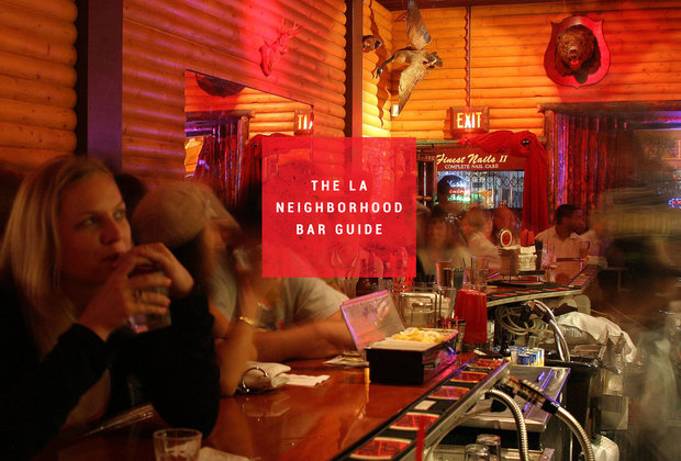 The best bar in 18 LA neighborhoods