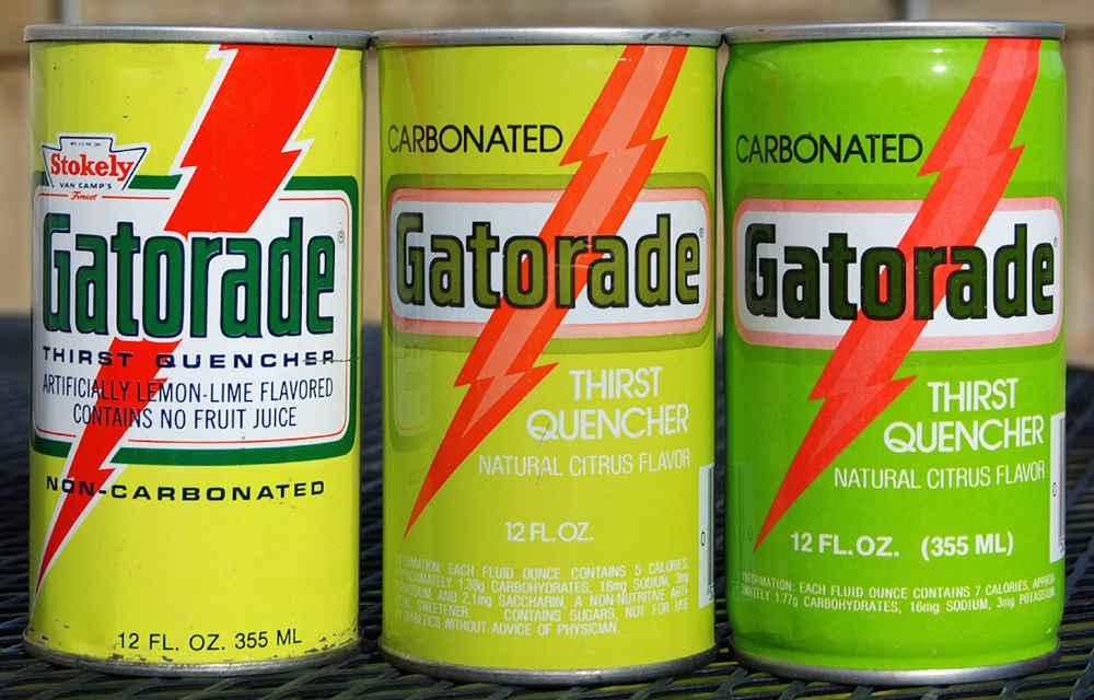 Gatorade - Trivia About the Sports Drink - Thrillist