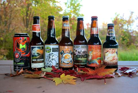 18e0e7ed7ff4 Best Fall Beers in Michigan - Griffin Claw - Founders Breakfast ...