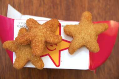 carl's jr. chicken stars