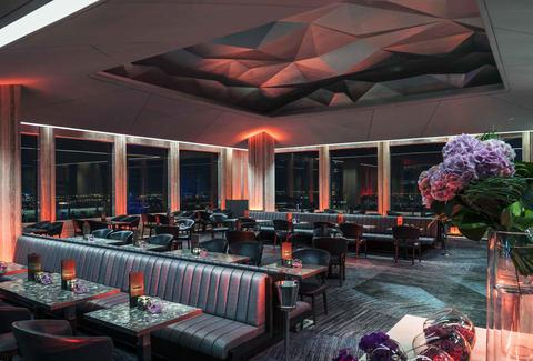 Sixtyfive Bar At The Rainbow Room A New York Ny Bar