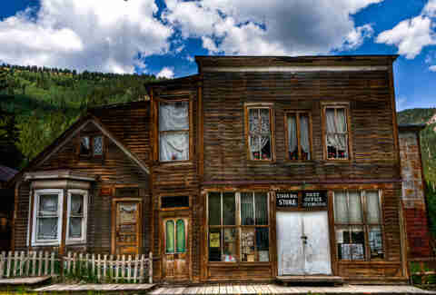 Abandoned Towns in America: Creepiest Ghost Towns in the US - Thrillist